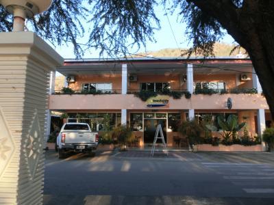 ビーチ サイド ホテル