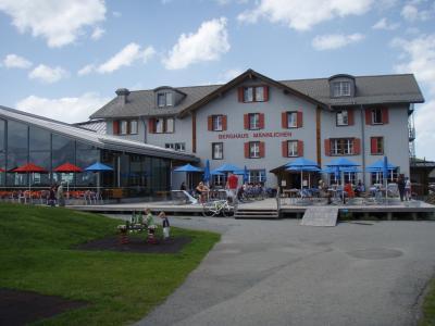 Berghaus Männlichen 写真