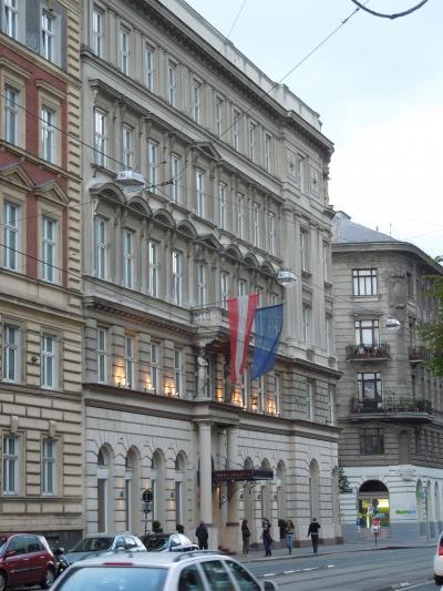 ベルビュー ホテル 写真