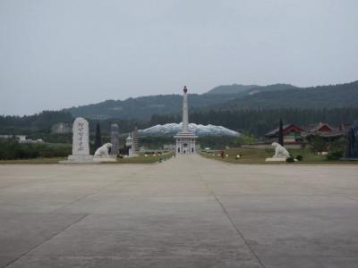 平壌民俗公園