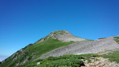 笠ヶ岳山荘 写真