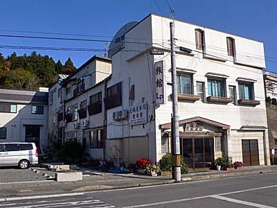 大鍋屋本館