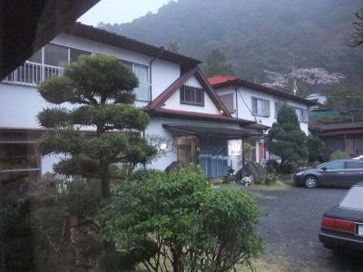 梅ヶ島 コンヤ温泉 大野木荘