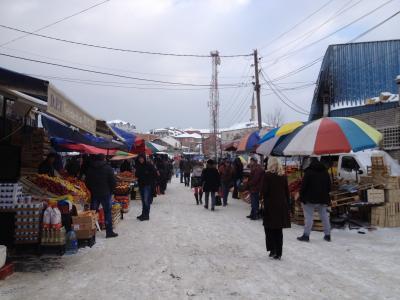 プリシュティナ市場