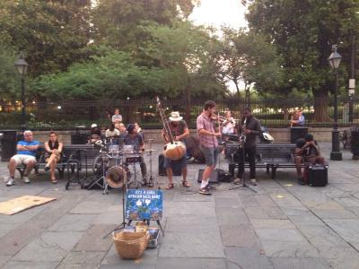 ジャクソン広場