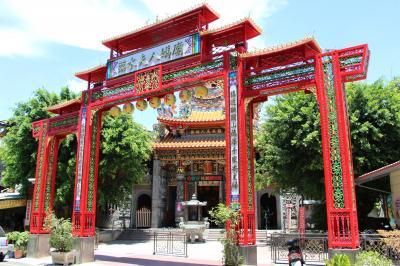 臨水夫人媽廟(リンスイフジンバビョウ)