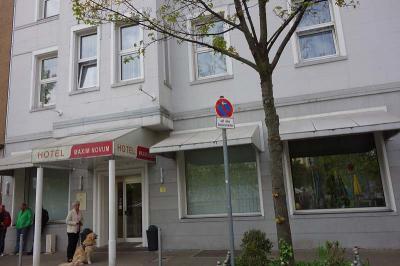 ノヴム ホテル マキシム デュッセルドルフ シティ 写真