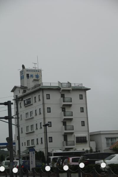 ビジネスホテル外港
