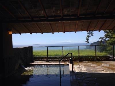 お風呂からの眺望