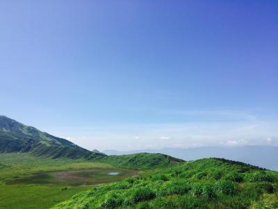 草千里ケ浜