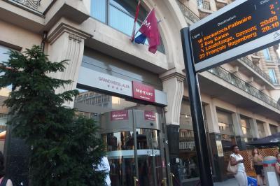 メルキュール グランド ホテル アルファ ルクセンブルク