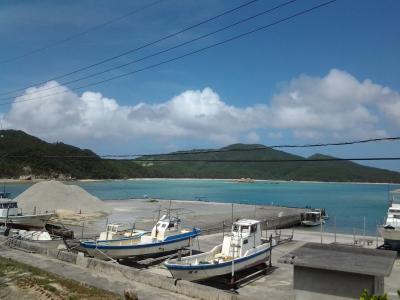 海の見えるヴィラタイプの宿「風」 <座間味島>