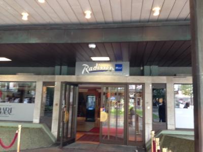 ラディソン ブル ホテル ノルゲ ベルゲン 写真