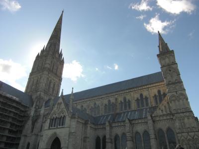 ソールズベリー大聖堂