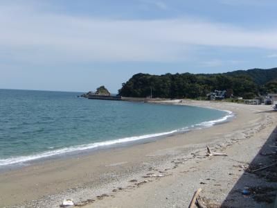 大志生木海水浴場