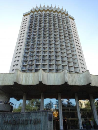 ホテル カザフスタン