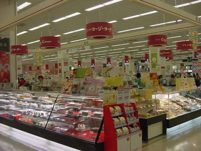 銀座コージーコーナー イオン新発田店