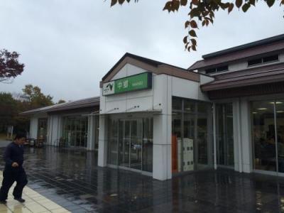 中郷サービスエリア(上り線)スナックコーナー