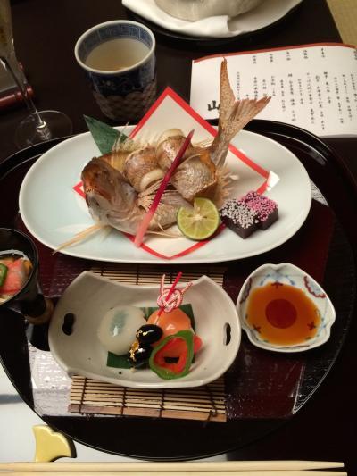 和食・天ぷら 山里