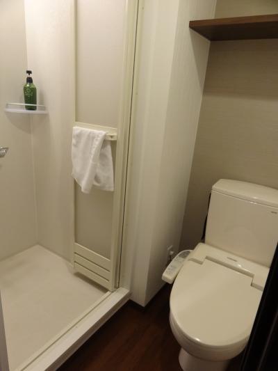 バスタブ無、大浴場があります