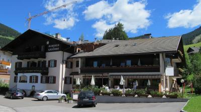 ホテル レストラン エーデルワイス