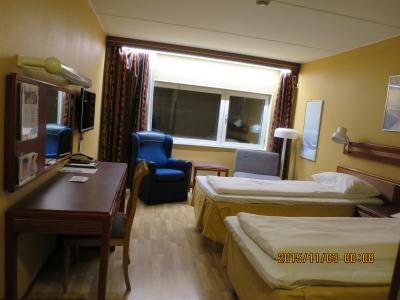 スカンディック ホテル トロムソ 写真