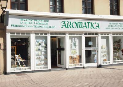 アロマティカ (ザグレブ店)
