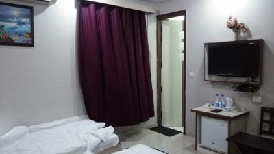 清潔感あるなホテル