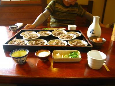 「皿そば」を食べるならここ『近又』で!!