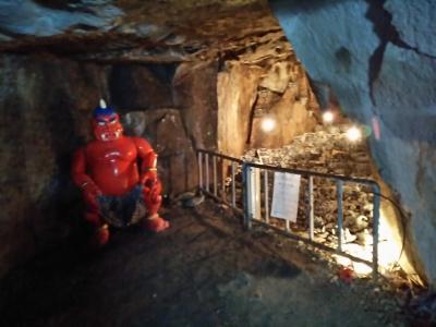 洞窟も入ってます