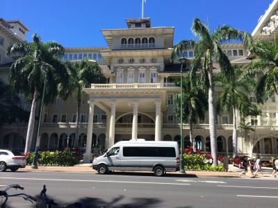 ザ、ハワイなホテル