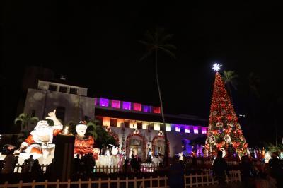 ハワイのクリスマスイベント
