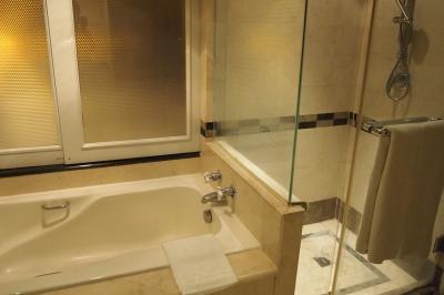 豪華な浴室