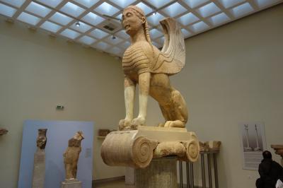 デルフィ考古学博物館