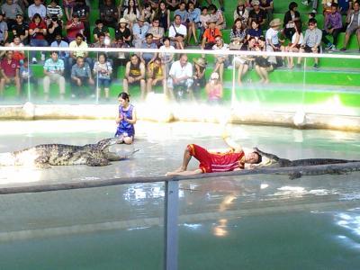 シーラチャー・タイガー動物園