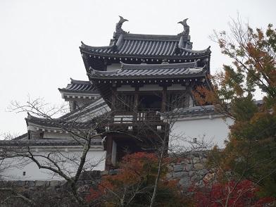福知山城(福知山市郷土資料館)