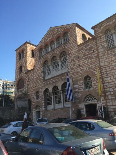アギオス・ディミトリオス聖堂