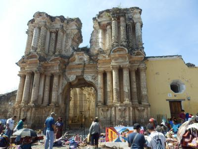 Mercado de artesanias El Carmen