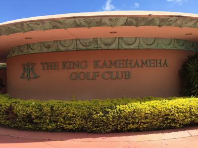 ザ キング カメハメハ ゴルフクラブ