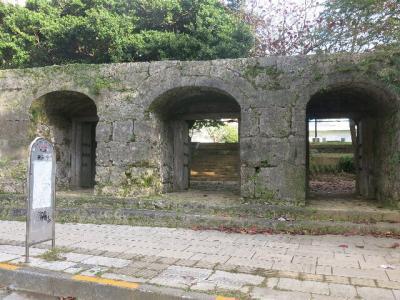 旧崇元寺石門