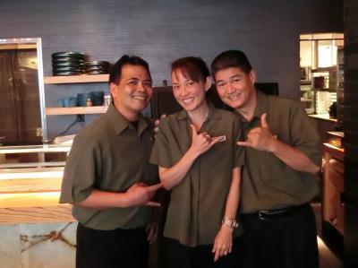 「笑顔&気配り」が良いレストラン・スタッフ達