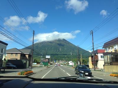 羊蹄山(えぞ富士)