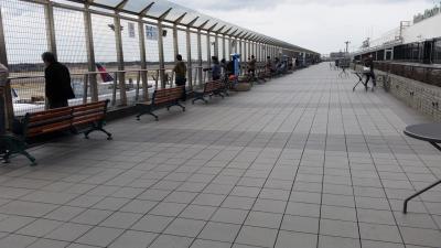 成田空港 第1ターミナル 展望デッキ
