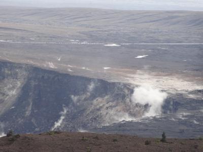 ハワイ・ボルケーノ国立公園