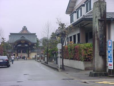 高山別院(照蓮寺)