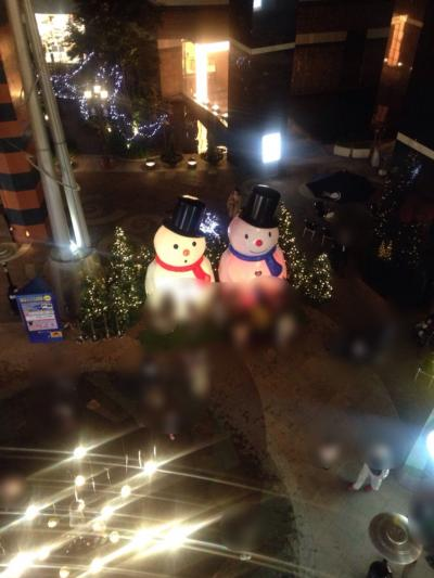 キャナルシティ博多 クリスマスイルミネーション