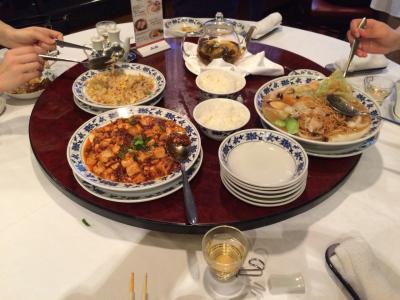 重慶飯店 横浜中華街 新館1F