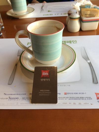 朝食のマグカップ