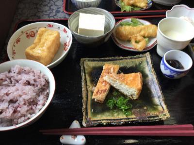 三良坂地豆腐処 豆遊
