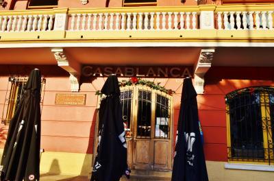レストラン カサブランカ